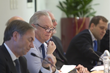 Francis Maude at a procurement event. Photo: Crown copyright.