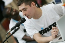 Loud Tate youth event Rinse FM 2010