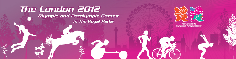 London 2012 Games and The Royal Parks