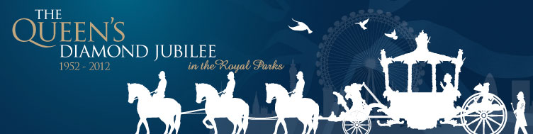 The Queens Diamond Jubilee in the Royal Parks