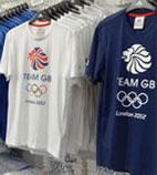 London 2012 Shop Merchandise