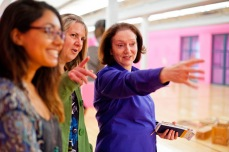 Guided tours at Tate Liverpool