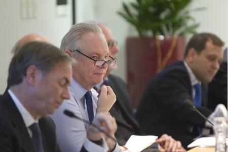 Francis Maude at a procurement event. Photo: Crown copyright.