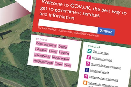 GOV.UK. Photo: Crown copyright.