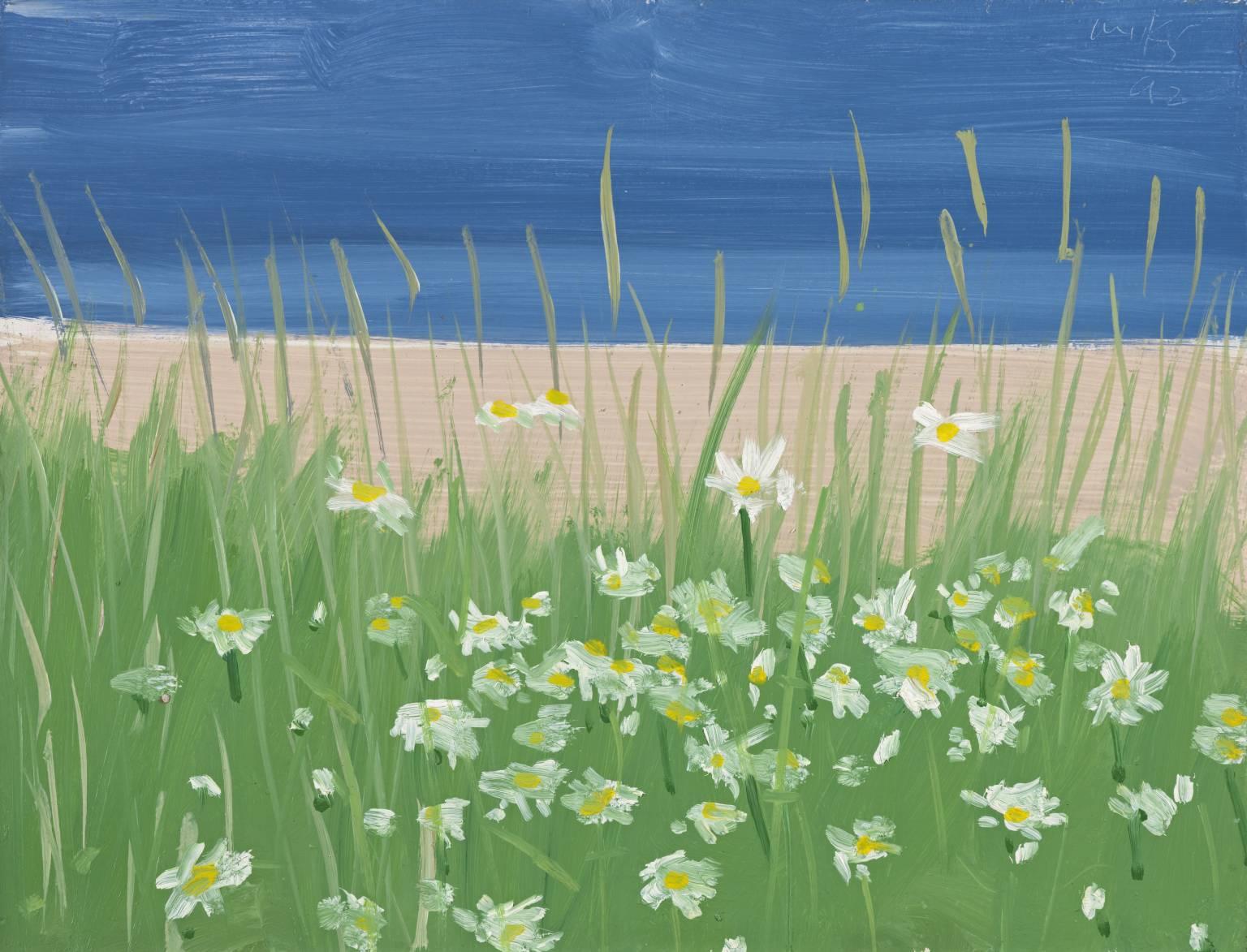 Alex Katz, 'Ocean View' 1992