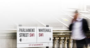 Who Does What in Whitehall