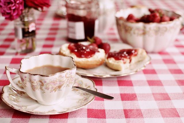 Insight – a nation of tea loving, secret optimists