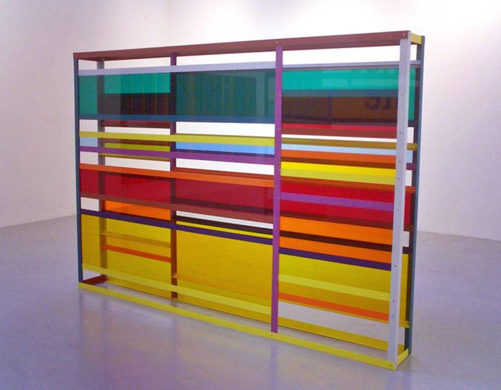 Liam Gillick, 'Returning to an Abandoned Plant' 2007