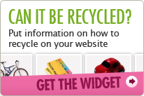 can it be recycled widget © WRAP