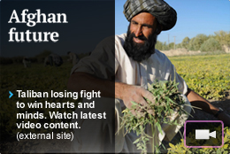 Afghan future