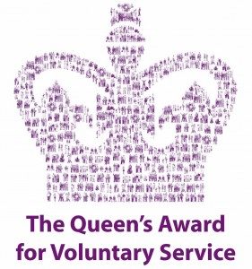 Nominate someone for a Queens Award for Voluntary Service
