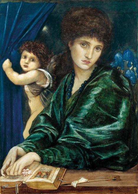 Edward Coley Burne-Jones Maria Zambaco 1870