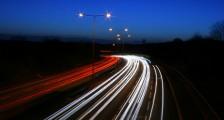 M25 by night