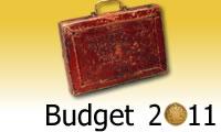 Budget 2011 on Directgov