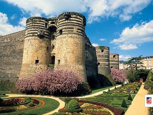 Castle at Angers