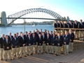 RNRU Commonwealth Cup Squad 2012