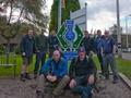 Rivers, deeps, mountains high as submariners trek through Scotland