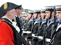 HMS Sultan Hosts Local Mayors