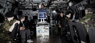 ON-Board HMS Portland