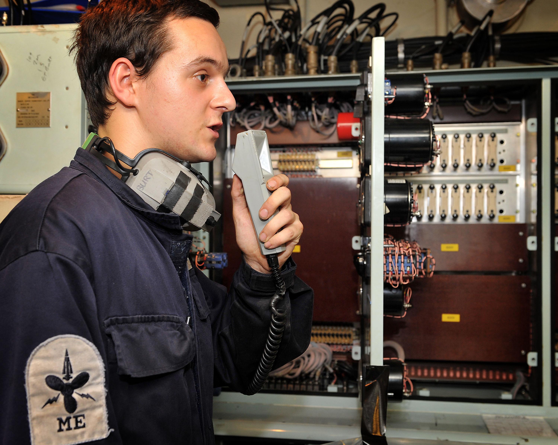 Engineering Technician (Marine Engineering)