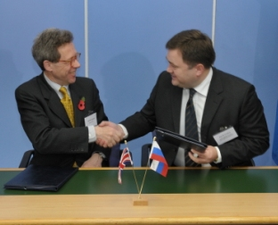 UK Export Finance and EXIAR sign a memorandum of understanding