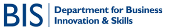 click here for the Department for Business, Innovation and Skills homepage