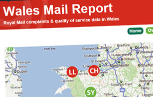 An image of the Wales Mail Report