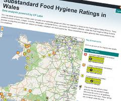 food-hygiene-map-screenshot