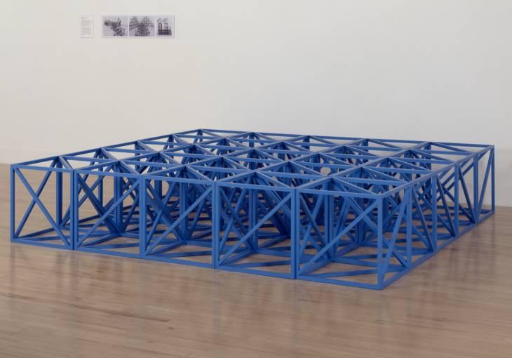 Rasheed Araeen, 'Zero to Infinity' 1968-2007