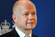 Foreign Secretary William Hague | Crown Copyright