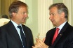 Finance Minister with Hugo Swire