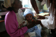 Providing healthcare to women and children in Addis Ababa, Ethiopia