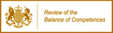 Review of the Balance of Competences