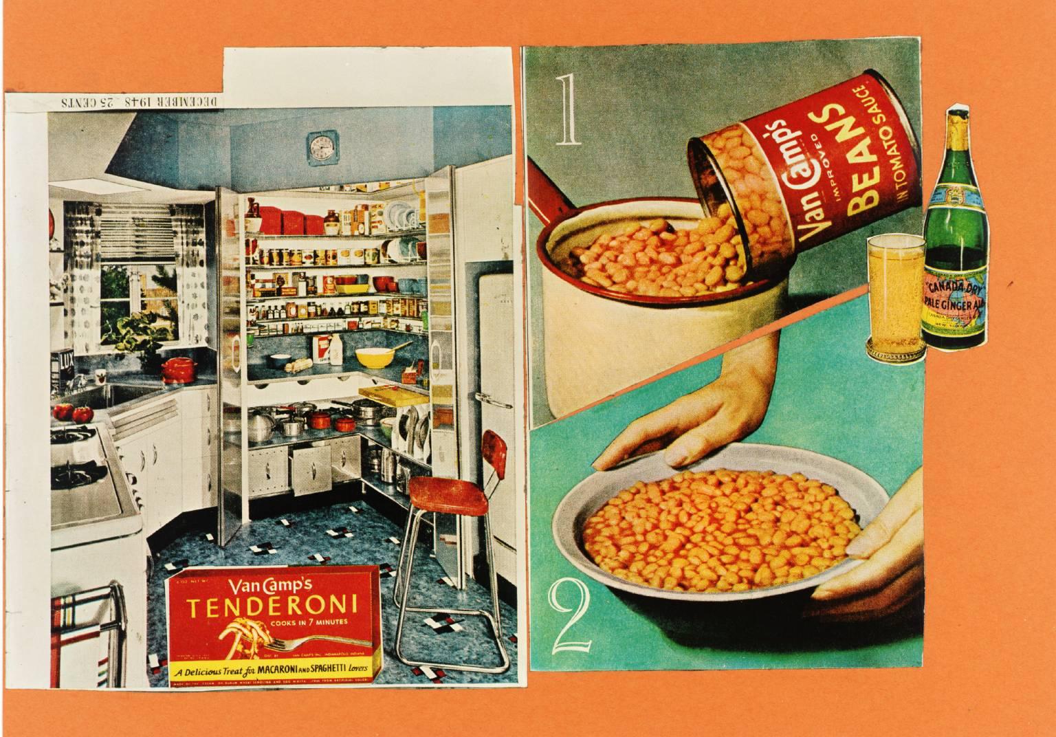 Sir Eduardo Paolozzi, '11. Improved Beans' 1972