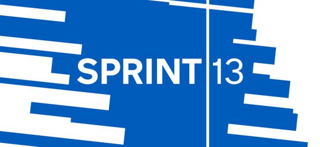 SPRINT13 agenda