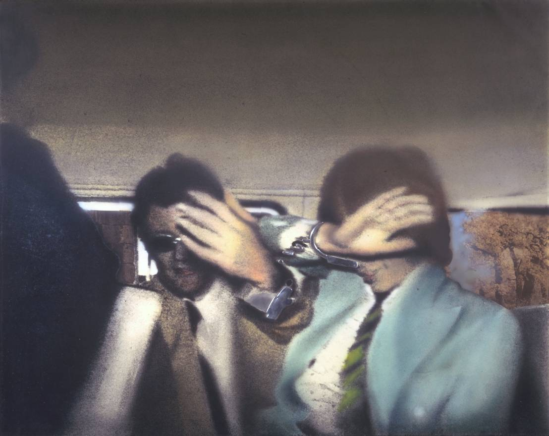 Richard Hamilton, 'Swingeing London 67 (f)' 1968-9