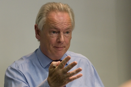 Francis Maude. Photo: AP/Jon Super