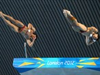 Day 3: Synchronised 10m Platform action