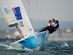 Day 15: Action from the women's Elliot 6m Sailing