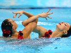Day 10: highlights from the Synchronised Swimming