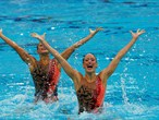 Synchronised Swimming at Beijing 2008