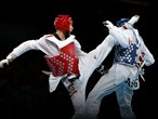 Day 14: Taekwondo highlights from ExCeL