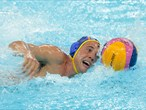 Day 14: Action from the Water Polo
