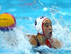 Day 13: Highlights from the women's Water Polo competition