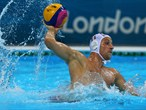 Day 4: action from the Water Polo Arena