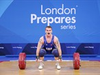 The London Prepares Weightlifting International Invitational.