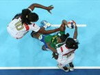 Angola puts Brazil under pressure in women's Handball clash