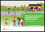 Delivering environmentally sustainable Sure Start Children's Centres: Part A - Operation