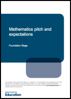 Mathematics pitch and expectations