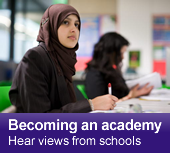 Academies - Benefits of converting